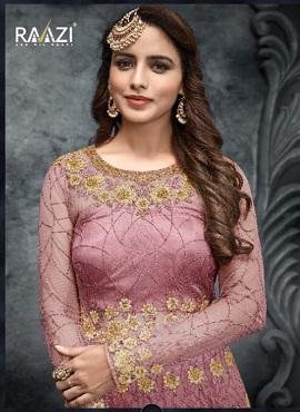Rama Raazi Aroos 10053 Series Designer Festive Wear Heavy Salwar Kameez Collection