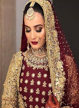 Kb 1042 Heavy Embroidery Wedding Wear Lehenga Collection