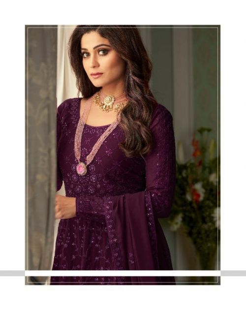 Avani 8385 To 8389 Series Designer Wedding Wear Salwar Kameez