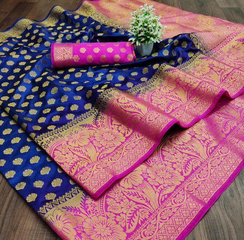 Bt 23  Beautiful Banarasi Designer Sarees Collection