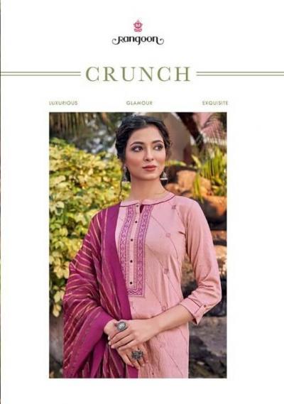 Rangoon Crunch Designer Festive Wear Readymade Dress Collection