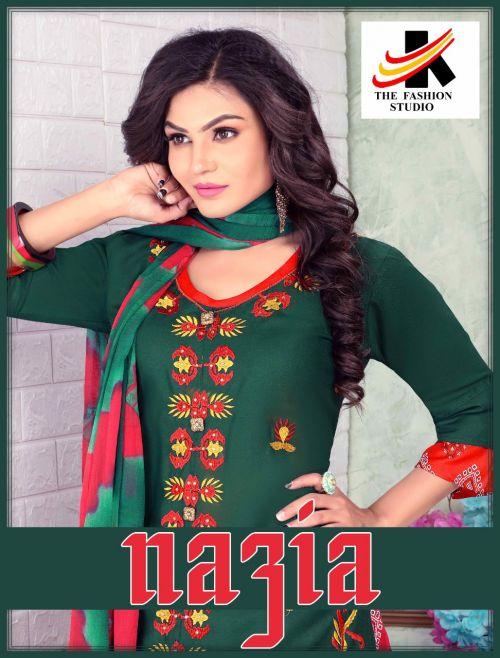 K9 Plus Najia Festive Wear Readymade Dress