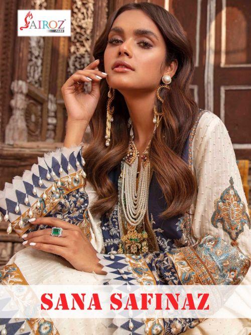 Sairoz Sana Safinaz Premium Pakistani Collrction