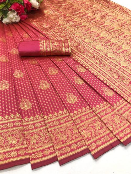 Maahi 14 Festive Wear Banarasi Silk Saree collection