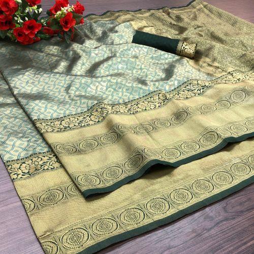 Maahi 15 Party Wear Banarasi Silk Saree Collection