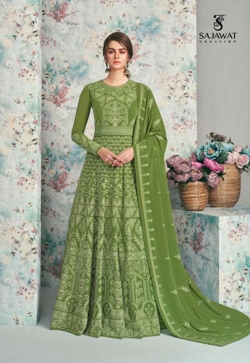 Sajawat Meraki 5 Nx Exclusive Wedding Wear Salwar Kameez
