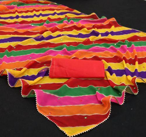Mahek 36 Casual Wear Designer Printed Saree