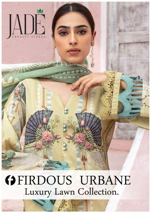 Firdous Urbane Luxury Lawn Collection