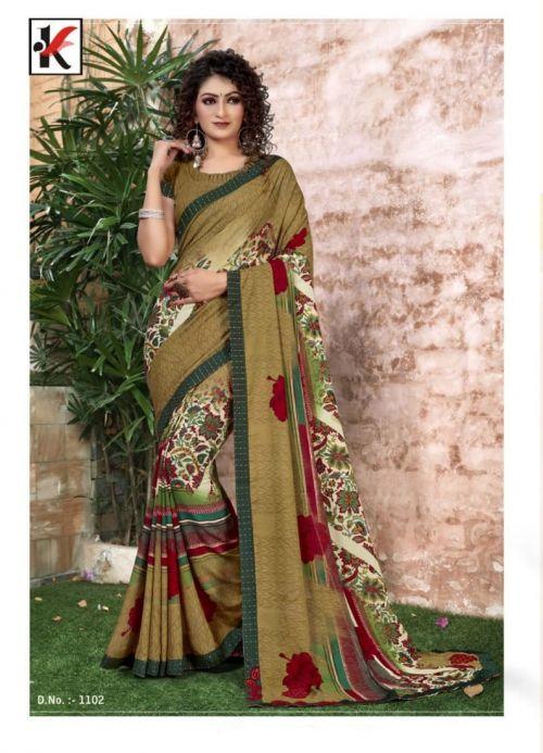 Avantika 31 Casual Wear Rennial Printed Saree Collection