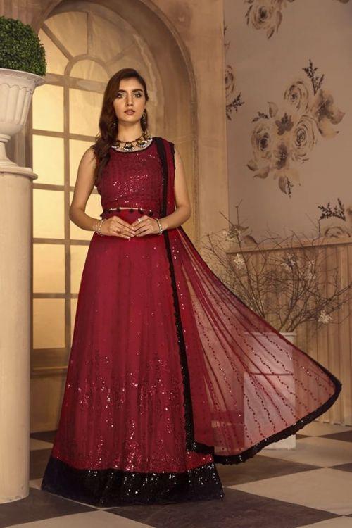 Suhani 7120 Embroidery Salwar Kameez Collection
