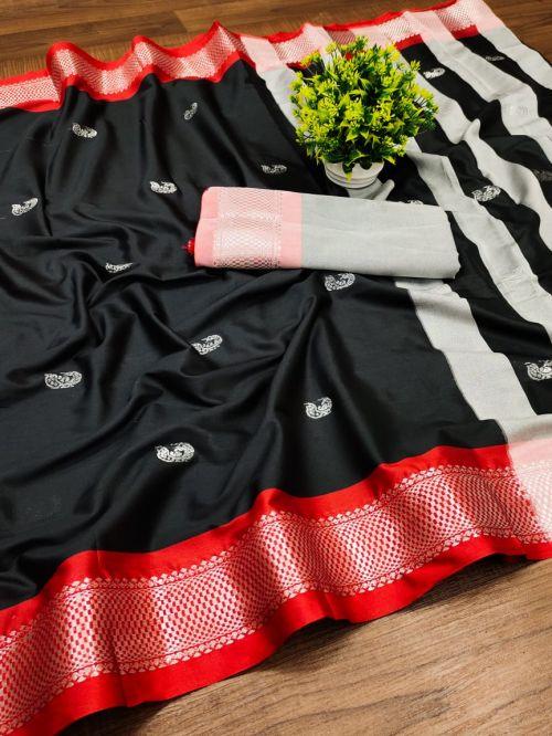 Maahi 27 Party Wear Banarasi Silk Saree Collection