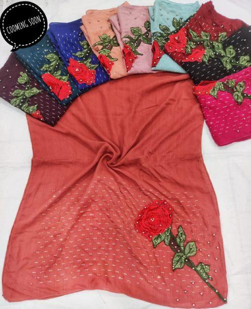 Flower Hijab 16