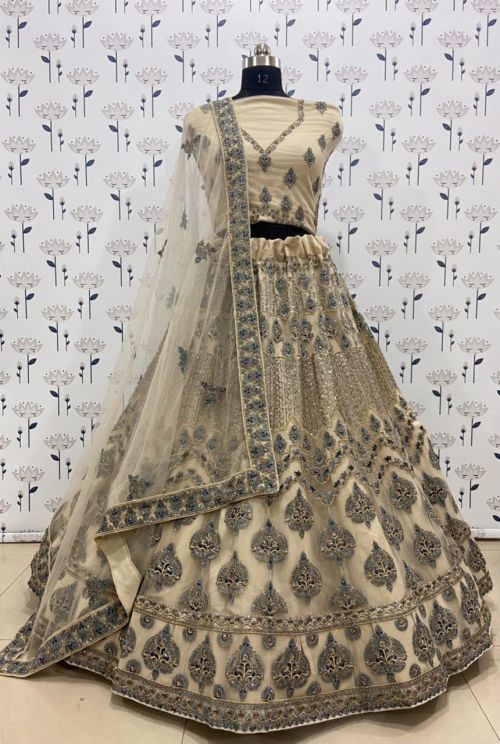 Ladyview Bridal 1027 Butterfly Net Lehenga Collection