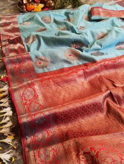 Meera 31 Party Wear Banarasi Silk Saree Collection