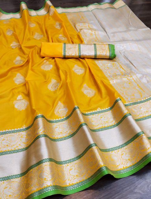 Meera 32 Party Wear Designer Banarasi Silk Saree Collection