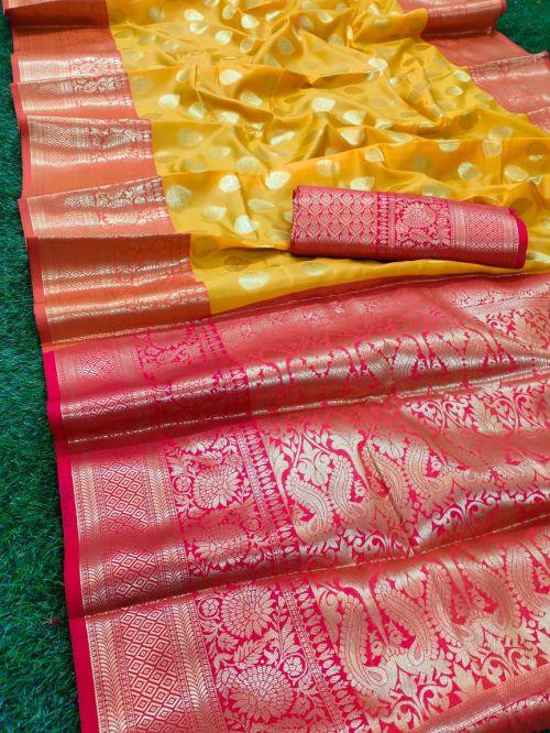 Meera 33 Party Wear Banarasi Silk Saree Collection