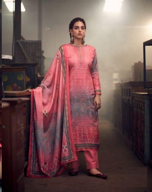 Belliza Heritage Handloom Silk Designer Dress Material