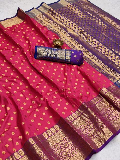 Meera 36 Party Wear Banarasi Silk Saree Collection