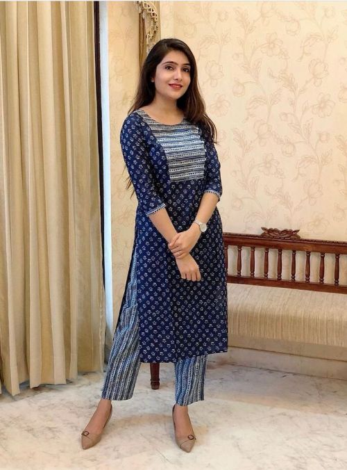 Rosey 1 Party Wear Kurti With Bottom Collection