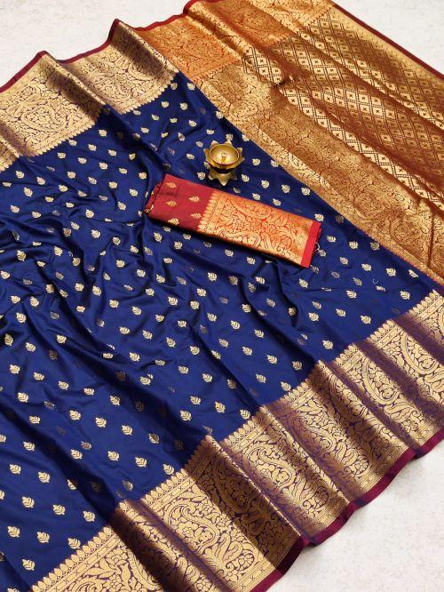 Meera 38 Party Wear Banarasi Silk Saree Collection