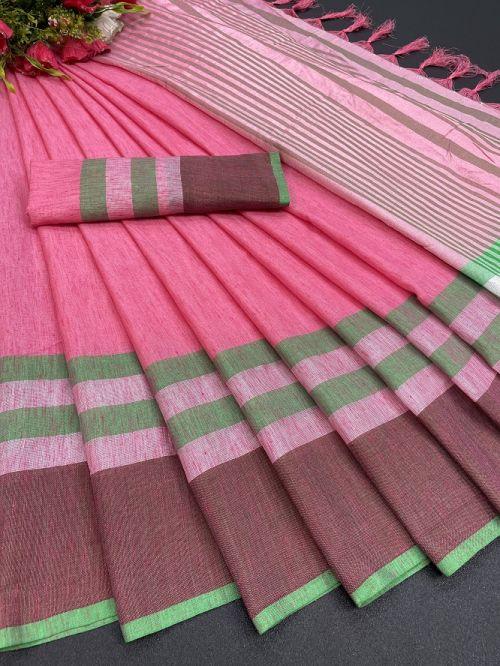Mohini 8 Casual Cotton Silk Designer Saree Collection