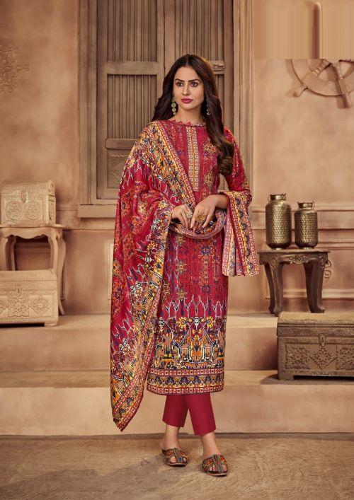 Roli Moli Zaara Pashmina 2 Digital Printed Dress Material