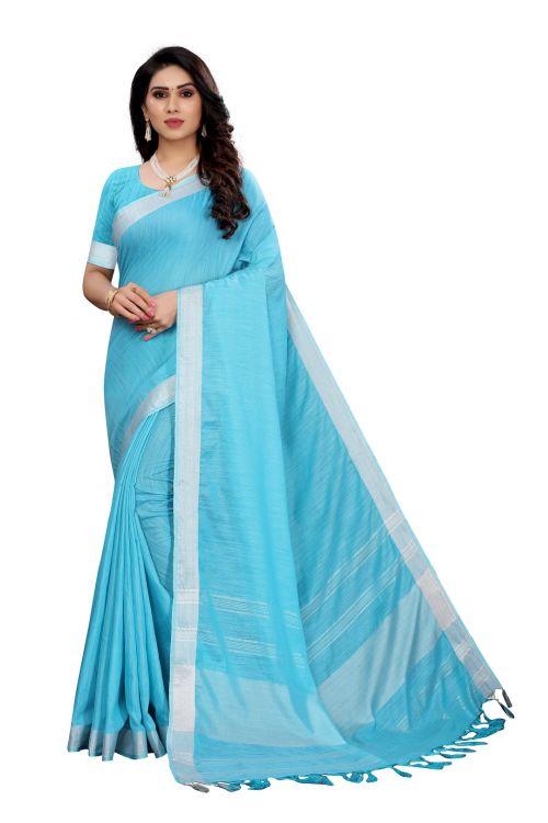 Mohini 9 Casual Wear Printed Linen Saree Collection
