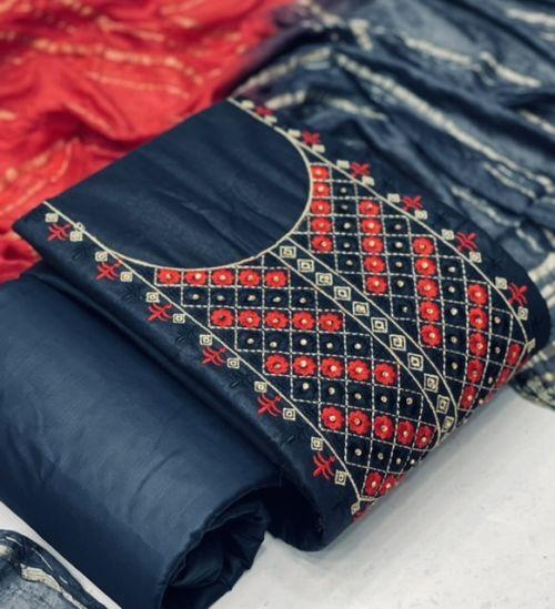Navrang Designer Suits 1002 Festive Wear Dress Material