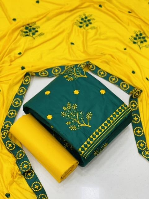 Mishri 1001 Festive Wear Designer Dress Material