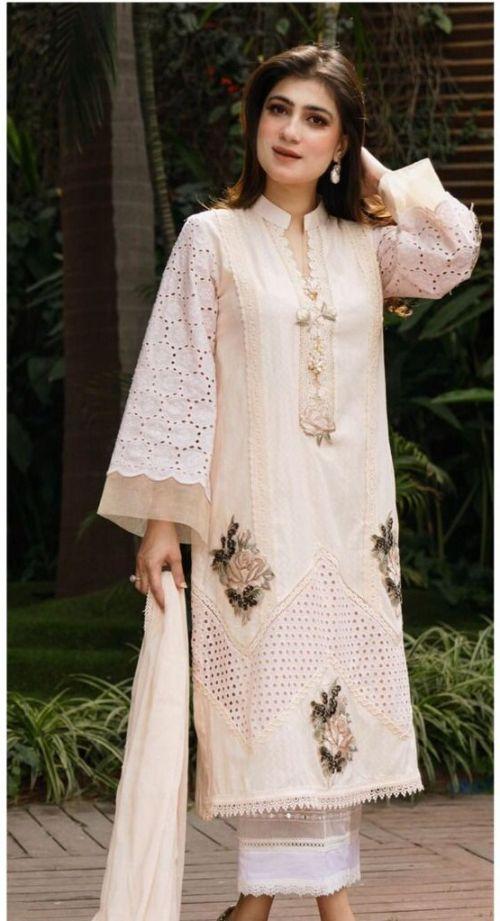 Asim Jofa 56053 Lawn Cotton Pakisatni Salwar Kameez