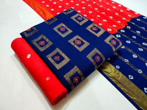 Bandhej Special Designer Suits 51 Regular Wear Collection
