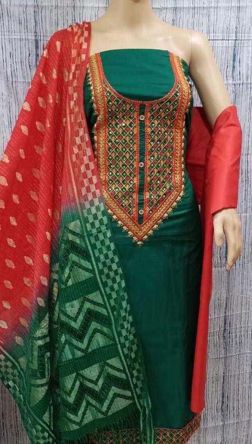 Navrang Designer Suits 5 Festive Wear Dress Material