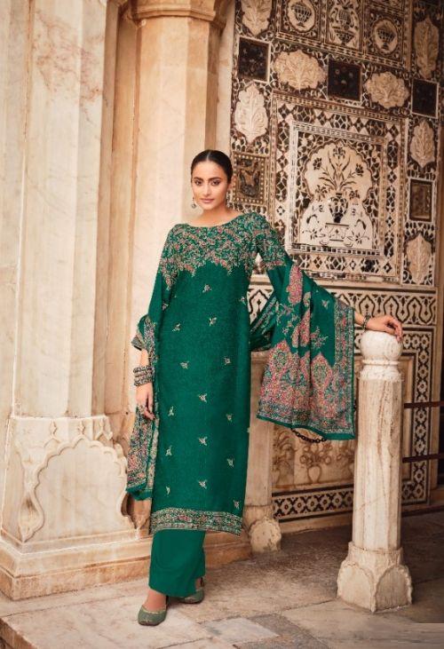 Belliza Kashmiriyat 2 Premium Woollen Exclusive Pashmina Collection