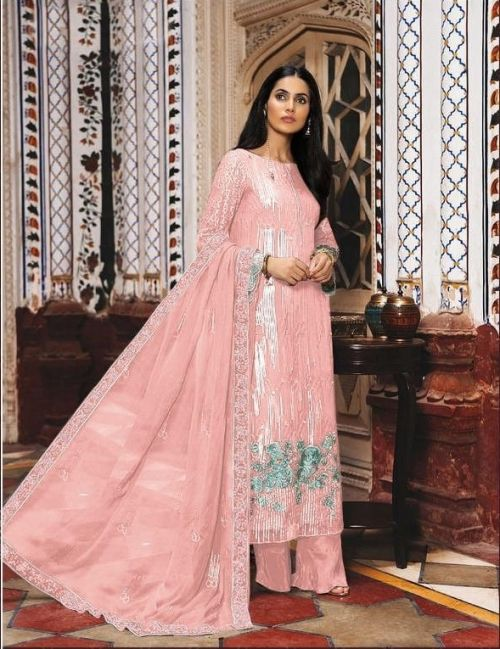 Pakistani 8102 Super Hit Georgette Wear Designer Salwar Kameez