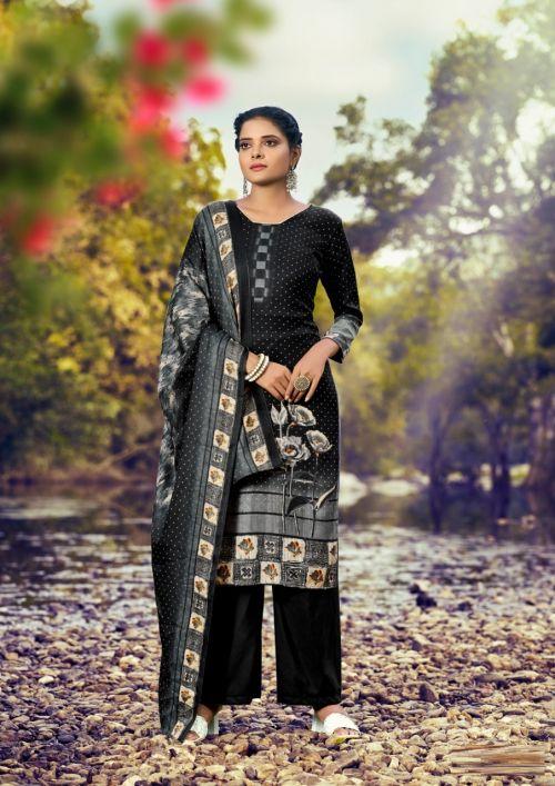 Anita Kesariya Saaira Exclusive Wear Pashmina Collection