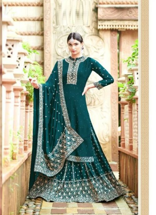 Your Choice Senorita Festive Wear Designer Salwar Kameez