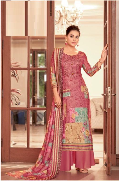 Alok Parnikaa Winter Wear Digital Printed Designer Pashmina Collection