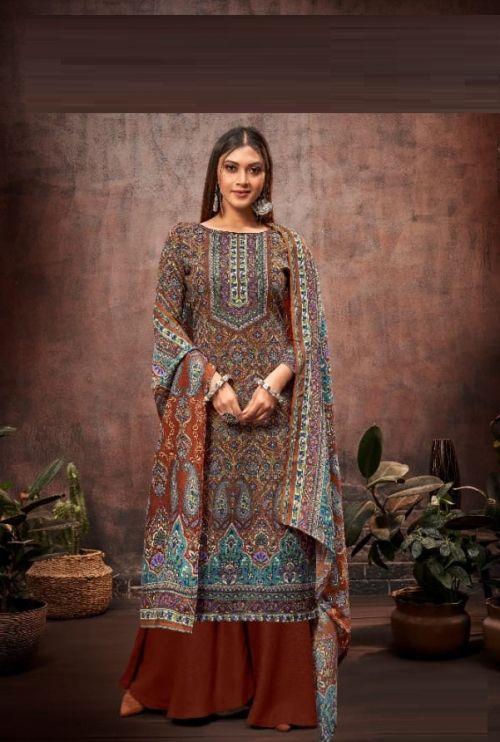 Fyra Kashmiri Kaani Winter Wear Designer Pashmina Collection