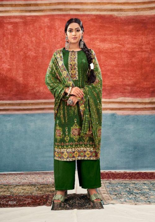 Anita Kesariya Maahi Winter Wear Designer Pashmina Collection