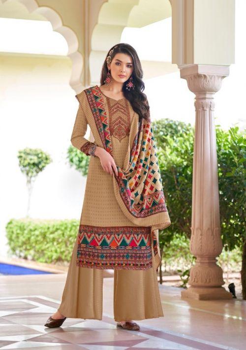 Alok Sampadaa Winter Wear Digital Printed Pashmina Collection