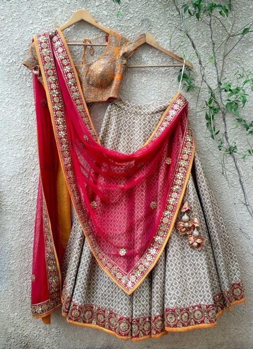 Bt 1 Wedding Wear Lehenga Collection