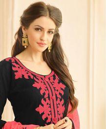 Akshara 23 Designer Churtidar Dress Material