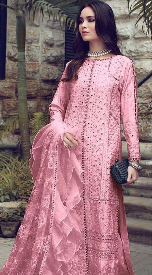Zarqash Rouche Festive Wear Pakisatni Salwar Collection